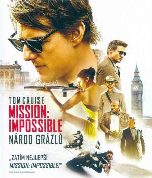 Mission:Impossible 5 Ghost Protocol
